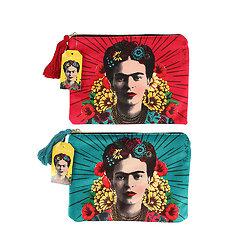 Trousse de toilette et maquillage Frida Kahlo - Temerity Jones