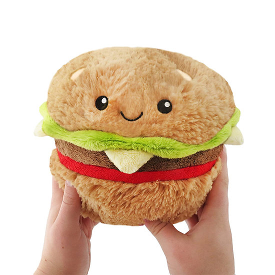 Peluche Squishable Hamburger