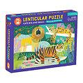 Puzzle lenticulaire 75 pièces - Les grands et petits chats