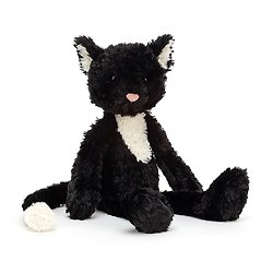 Peluche Jellycat chat – Smuffle Cat - SMF3C 36cm