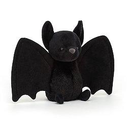 Peluche Jellycat Chauve Souris – Bewitching Bat - BE3BAT 15cm