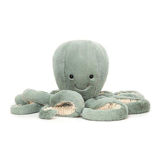 Peluche Jellycat Pieuvre Odyssey - Odyssey Octopus - Huge ODYH1OC 53cm