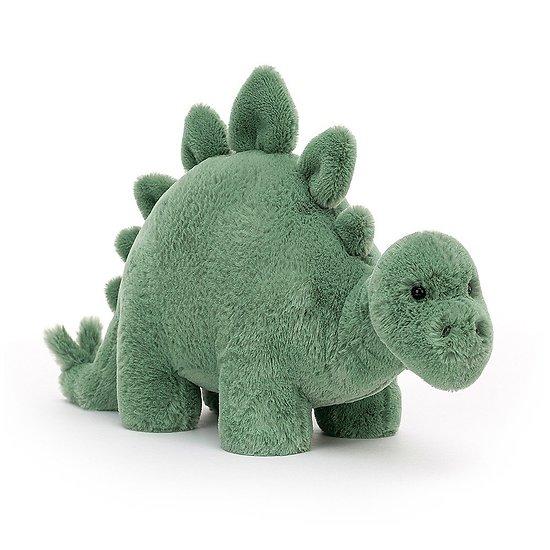 Peluche Jellycat Stegosaure – Fossilly Stegosaurus - FOS2STEG 16cm