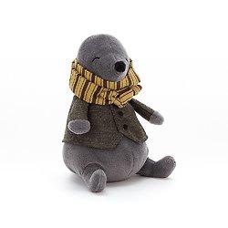Peluche Jellycat Taupe - Riverside Rambler Mole – RIV3M 17 cm