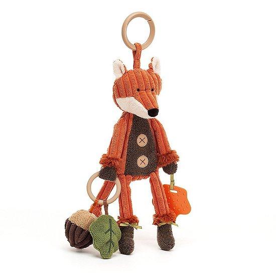 Jouet bébé Jellycat Renard - Cordy Roy Fox - Activity Toy - SRA2F
