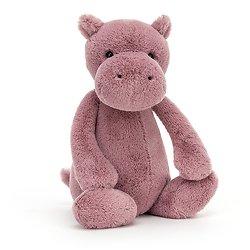 Peluche Jellycat Hippo – Bashful Hippo Medium BAS3HIPP 31cm
