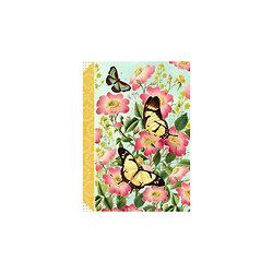 Carnet à Mots de passe Papillons - Gwenaëlle Trolez Créations