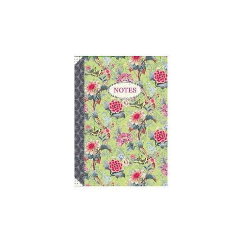 Carnet de notes Fleuri Sachimi - Gwenaëlle Trolez Créations