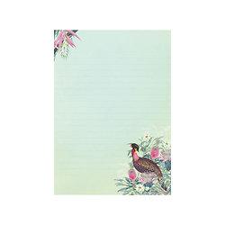 Bloc note de 25 feuilles - Jaipur - Gwenaëlle Trolez