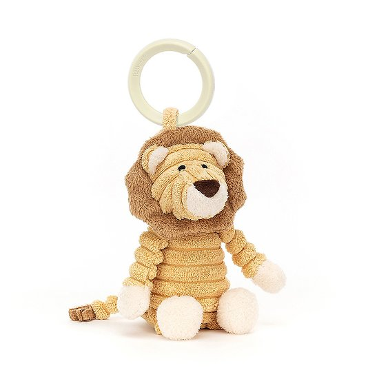 Jouet de poussette Jellycat - Cordy Roy Baby Lion Jitter - SRJ4L