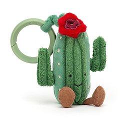 Jouet de poussette Jellycat - Amuseable Cactus Jitter - AJ4CA