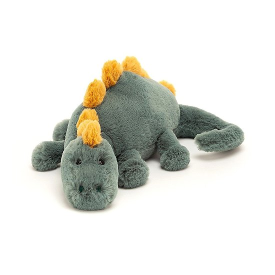Peluche Jellycat Douglas Le Dino - Douglas Dino - DEN4DD 8x25cm