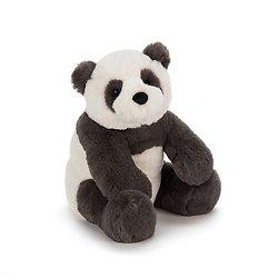Peluche Jellycat Panda Bebe panda Harry- Harry panda club medium  - HA2PCL 26 cm
