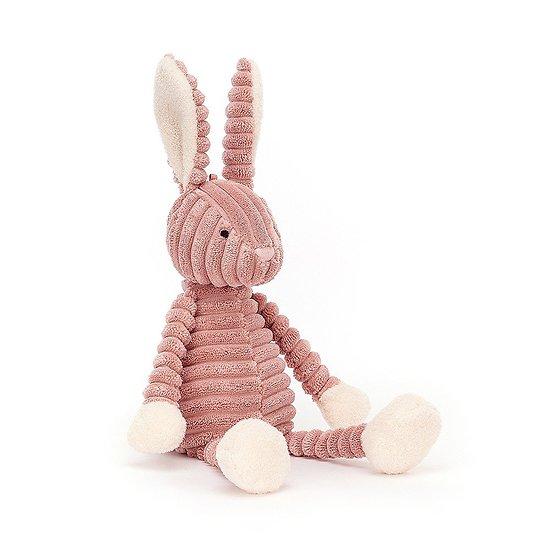 Peluche Jellycat Cordy Roy Bébé Lapin - Cordy Roy Baby Bunny- SR4BN 31 cm