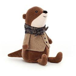 Peluche Jellycat Loutre Rambler Riverside- Riverside Rambler Otter- RIV3O 21 cm
