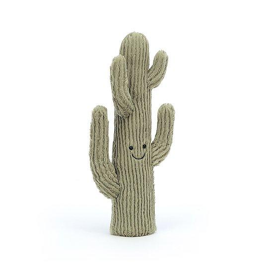 Peluche Jellycat Cactus du Désert – Amuseable Desert Cactus small - A4DC 30 cm