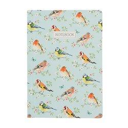 Cahier A5 - Oiseaux