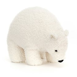 Peluche Jellycat Wistful Ours Polaire - Wistful Polar Bear Medium - WST2PB 21 cm