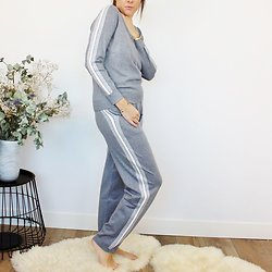 Vêtements Homewear Femme Tenues Chic   Cocooning - Cocoony 62da0848591c