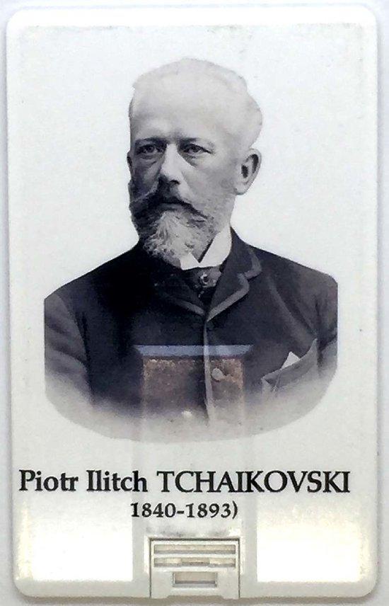 Tchaïkovski CB usb
