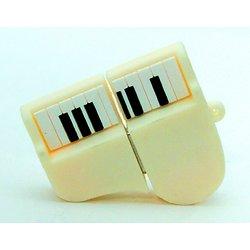 Piano blanc