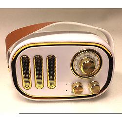 HP RADIO RONDE RETRO