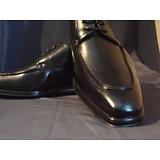 Chaussure de ville noire pour homme