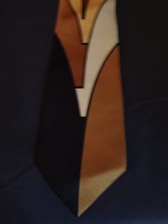 Cravate homme noire mode-destockage vetement homme tendance.fr