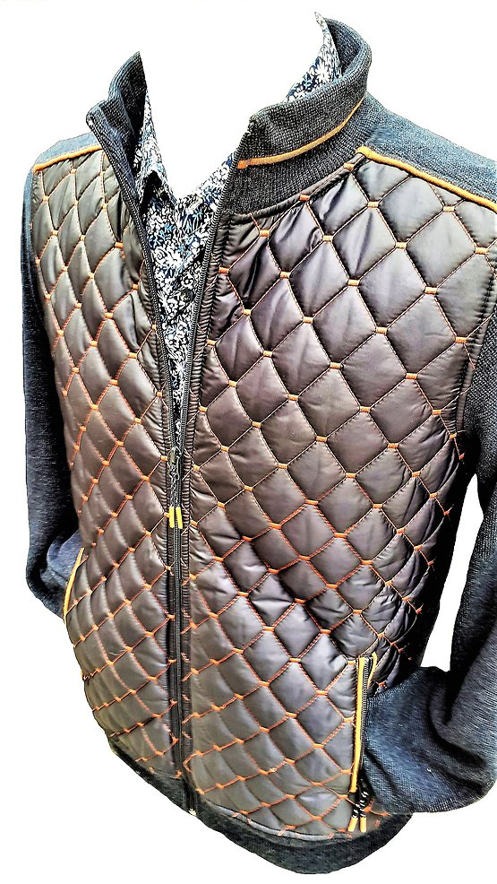 GILET PULL POUR HOMME