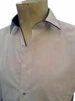 chemise ajustée pour homme