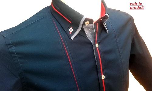 chemises classe pour homme