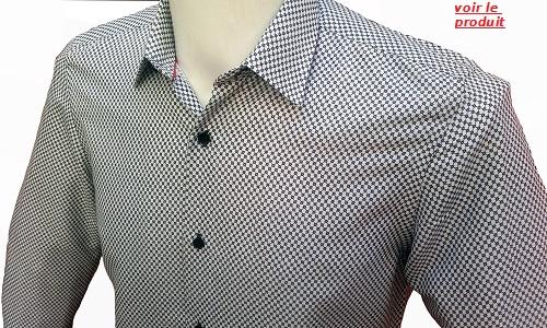 chemises sans repassage pour homme