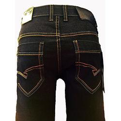 Jeans noir habillé pour homme