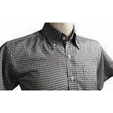 Chemises à carreaux originales manches courtes d été pour homme