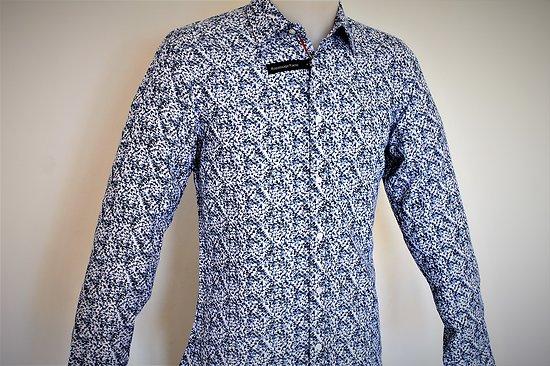 Chemise italienne pour homme