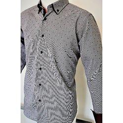 Chemises grise mode pour homme