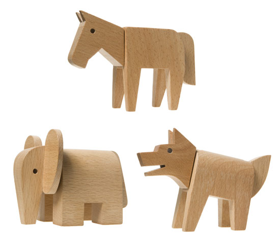 DOVETAIL ANIMALS