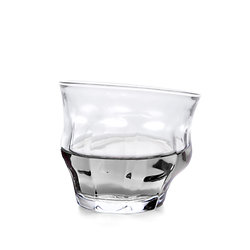 VERRE TIPSY - CLEAR