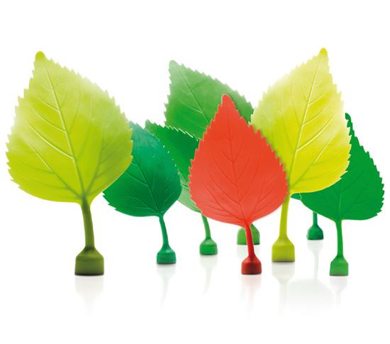 GREEN LEAVES par Richard Hutten