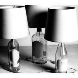 LAMPE BOUTEILLE MAISON MARGIELA