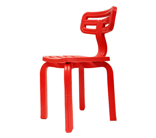 CHUBBY CHAIR ROUGE