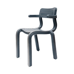 RVR CHAIR GRIS CENDRE