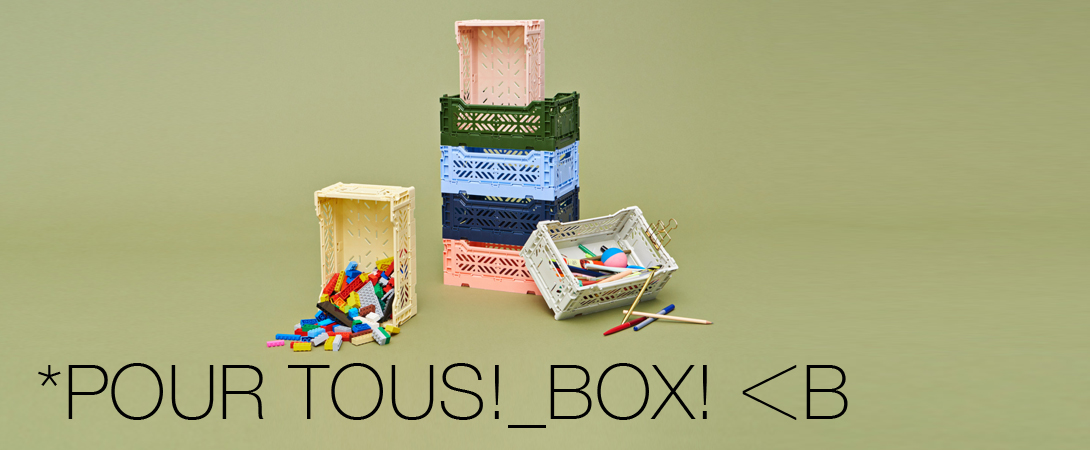 CRATE BOX / MINI BOX MIDI BOK