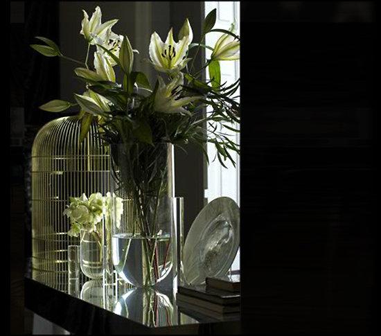 abat jour noir et or lampe de table sunset. Black Bedroom Furniture Sets. Home Design Ideas