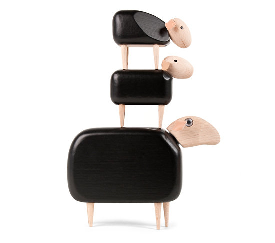 petit mouton en bois micro wooden sheep. Black Bedroom Furniture Sets. Home Design Ideas