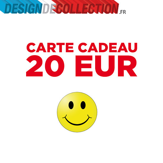 CHEQUE CADEAU 20 EUR