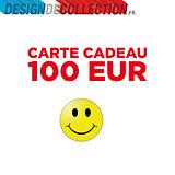 CHEQUE CADEAU 100 EUR