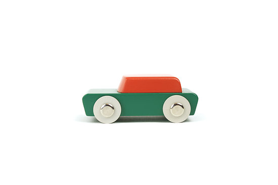 WOODEN CARS N°1