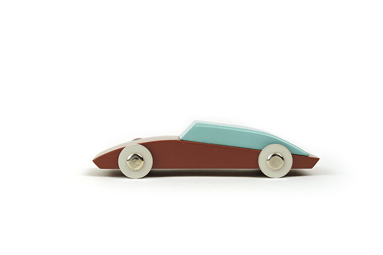 WOODEN CARS N°3