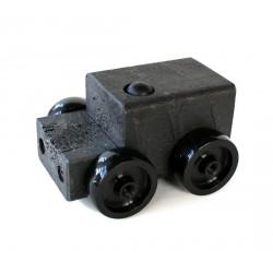 BLACK BEAUTIES - TRUCK CAR